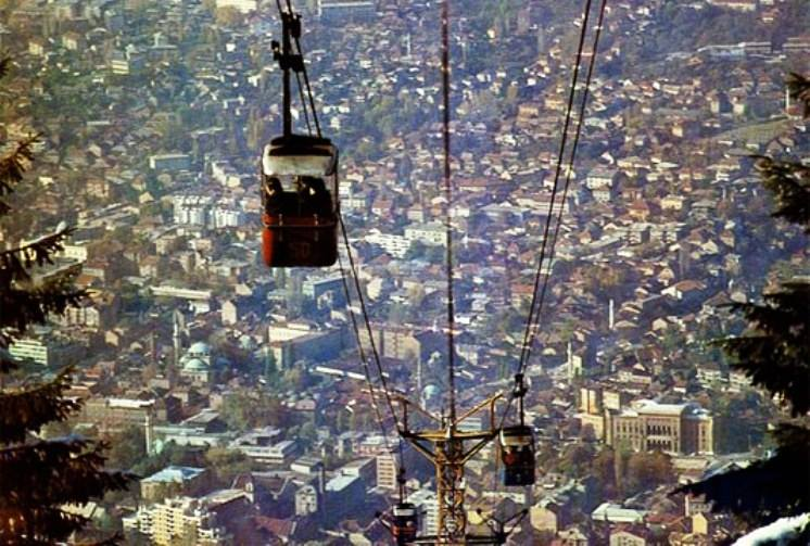 Trebevic Ropeway to be in Function in the Third Quarter of 2016
