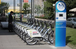 Nextbike City Bicycles officially put into operation!