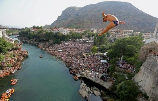 The best World Divers again in Mostar!