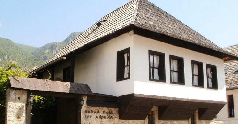 Ivo Andric's birth house
