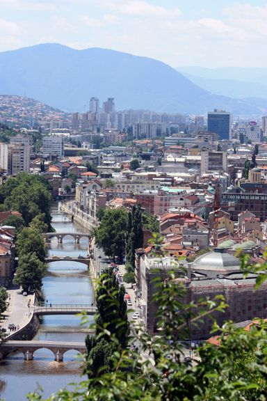 NY Times: Sarajevo among Seven Cities where it feels like Home