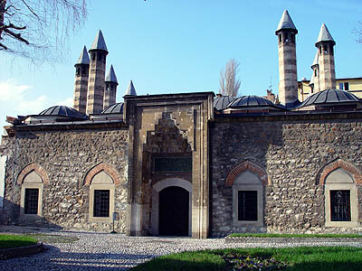 Today in History: The Gazi Husrev Bey's Madrasah founded