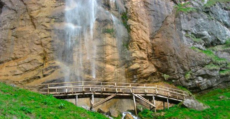 Waterfall Skakavac