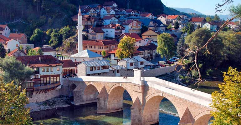 Konjic bridge